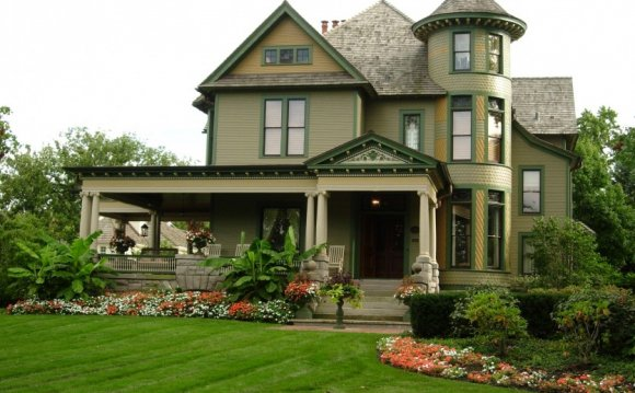 Victorian House styles Architecture