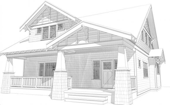 Bungalows Plans and Designs