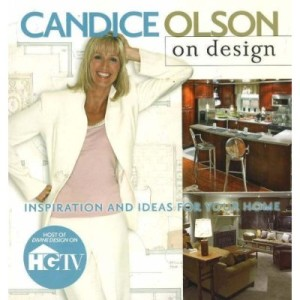 Candice Olson on Design book cover