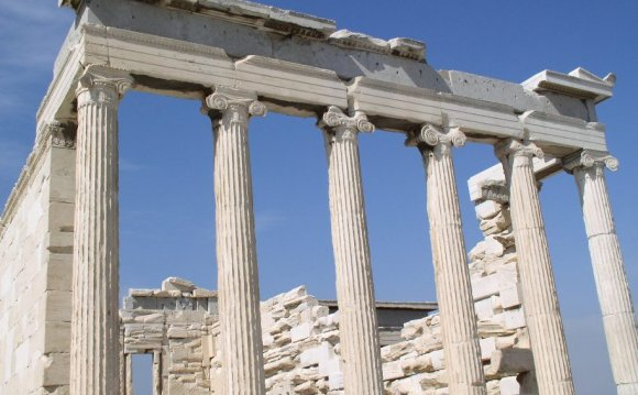 Greek Architectural styles