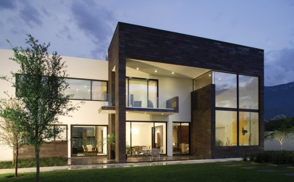 Contemporary architectural style
