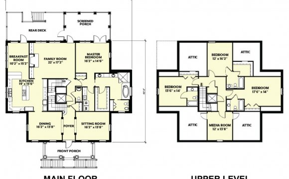 House Architectural plans