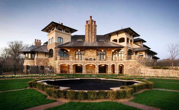 Dream home architecture