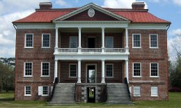 Georgian Architecture Drayton Hall