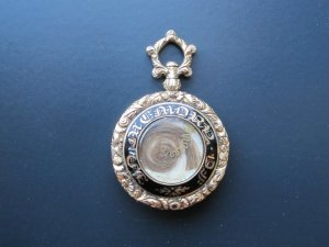 Gothic Revival Locket