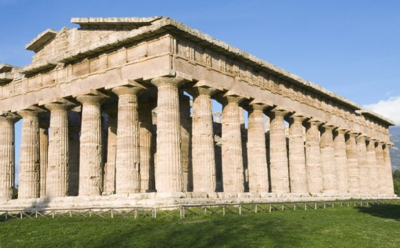 Greek Architecture History