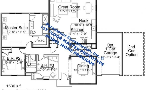 New style Home plans