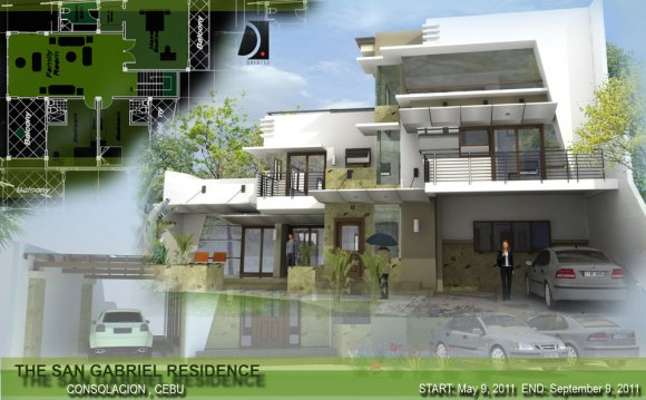 Architectural Design of House