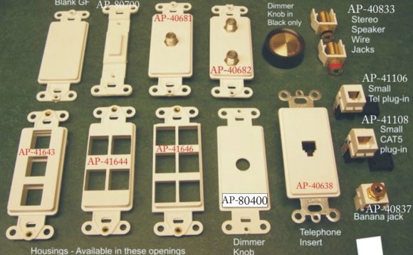 Chrome Switchplates