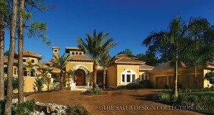 Luxury House Plans, Plan #6940