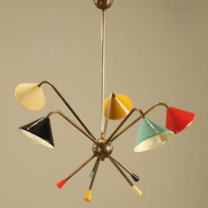 Mid-Century Modern Ceiling Lamp