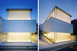 minimalist house architecture design