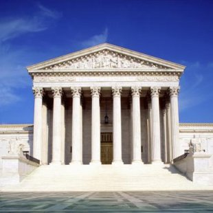 Neoclassical US Supreme Court building, Washington, DC - Photo by Hisham Ibrahim/Photographer's Choice RF/Getty Images