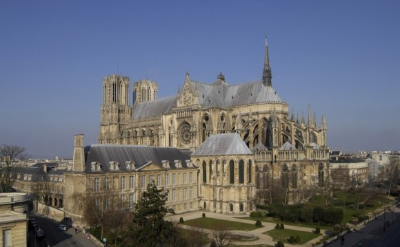 Notre Dame Cathedral Architecture style