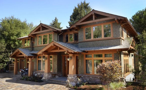 Craftsman style Architecture