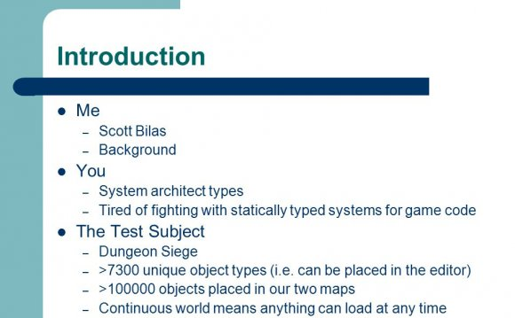 Architect types