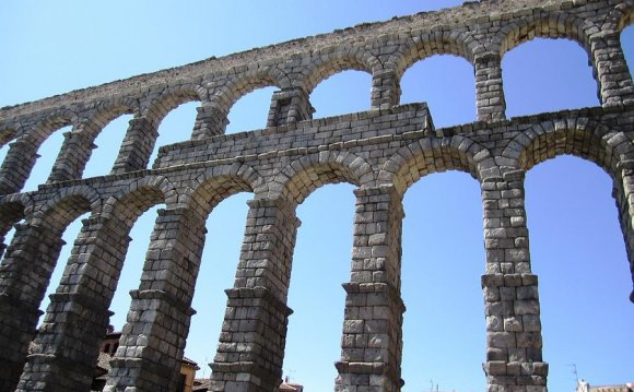Roman Arches Facts