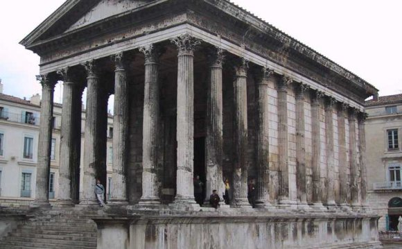 Early Roman architecture