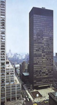Seagram Building [Credit: Photo Media, Ltd.]