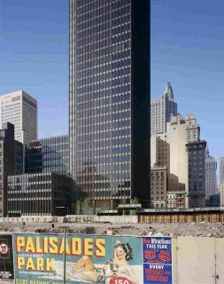 Seagram Building, Mies van der Rohe with Philip Johnson, New York, N.Y., 1958