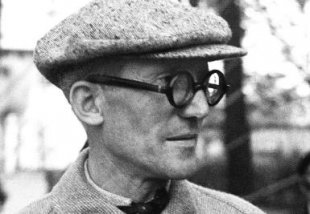Swiss-born architect Le Corbusier (1887-1967) circa 1937 - Photo by Fred Stein Archive/Archive Photos Collection/Getty Images (cropped)