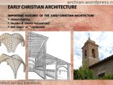 Early Christian architecture History