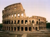 Famous ancient Rome buildings