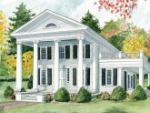 Greek Revival House style