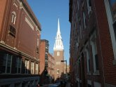 Historic buildings in Boston