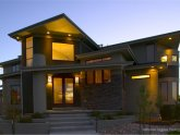 Modern residential Architectural styles