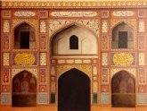Mughal architecture History