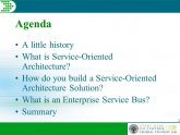 Service Oriented Architecture history