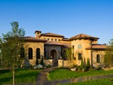Tuscan style Architecture