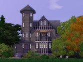 Victorian Gothic House
