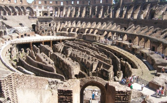 Ancient Rome buildings