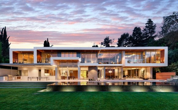 Modern Architecture home