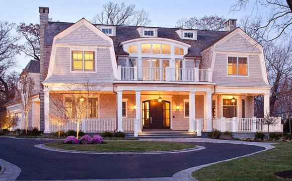 New England style homes