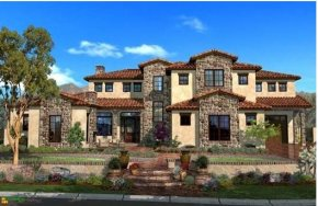 Tuscan homes offer energy efficiency design