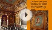 Analysis of French baroque architecture