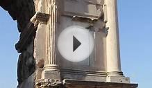 Ancient Rome #5 - Roman Forum - ArchOfTitus