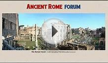 Ancient Rome History - Part 2 Roman Architecture - 10