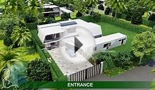 Architectural 3D Animation of Plush Bungalow Design By
