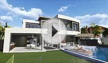 Architectural Animation Resort Style Home Design Brisbane