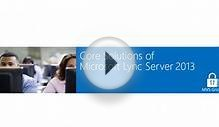 Architecture and Design of Microsoft Lync Server 2013