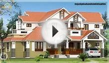 Architecture House Plans Compilation August 2012
