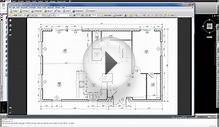 AutoCAD Architecture Floor Plan