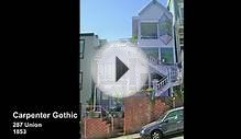 Carpenter Gothic: San Francisco Residential Architectural