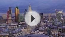 City Of London Skyline - The Financial District - Famous