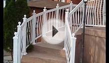 Concord Aluminum Railings Pictures of Select Styles