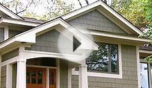 Craftsman Style Exterior Home Makeover